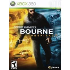 بازی Bourne Conspiracy برای Xbox 360