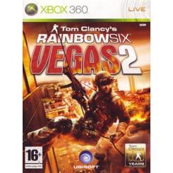 بازی Tom Clancy Rainbow Six Vegas 2 برای ایکس باکس 360