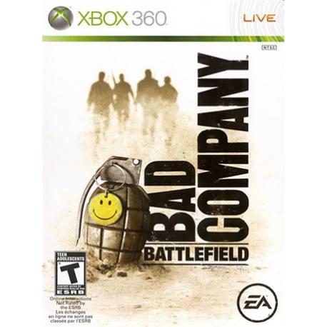 بازی Battlefield bad company برای ایکس باکس 360