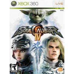بازی SoulCalibur IV برای ایکس باکس 360