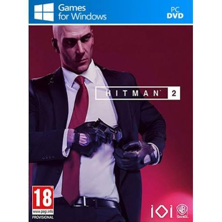 بازی Hitman 2 برای PC