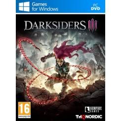 بازی Darksiders III برای Pc