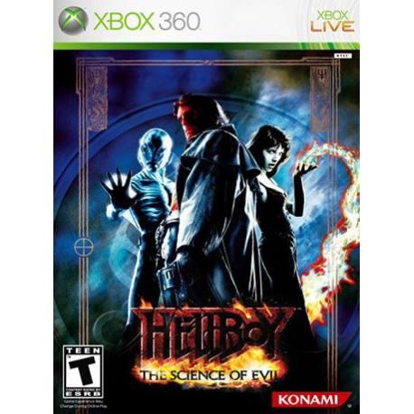 بازی Hellboy the Science of Evil برای Xbox 360