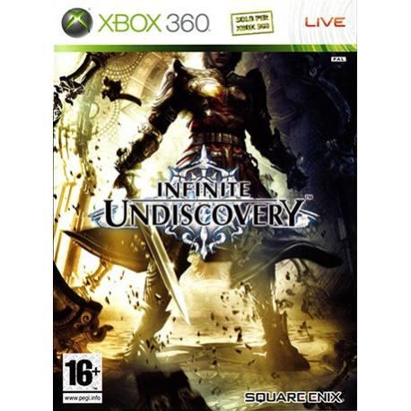 بازی Infinite Undiscovery برای Xbox 360