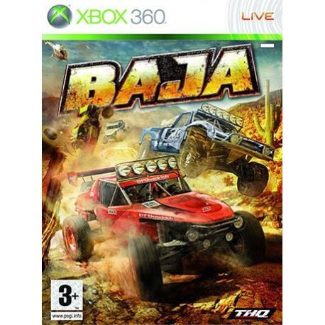 بازی Baja Edge of the control برای Xbox 360