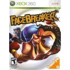 بازی Facebreaker برای Xbox 360