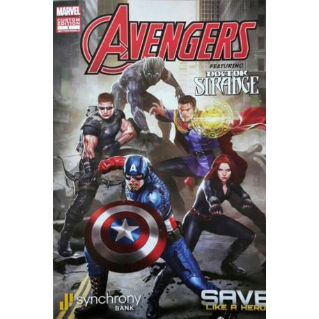 کتاب کمیک Avengers Save like a Hero