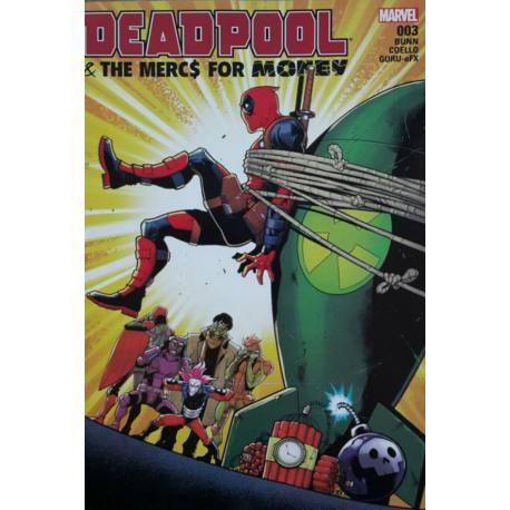 کتاب کمیک Deadpool