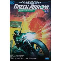 کتاب کمیک Green Arrow