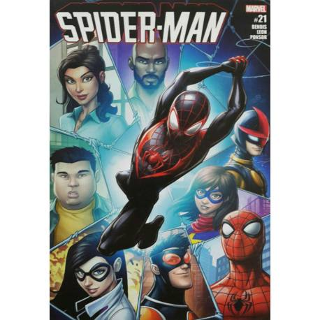 کتاب کمیک Spider-Man