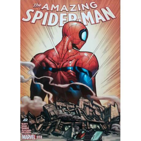 کتاب کمیک The Amazing Spider-Man