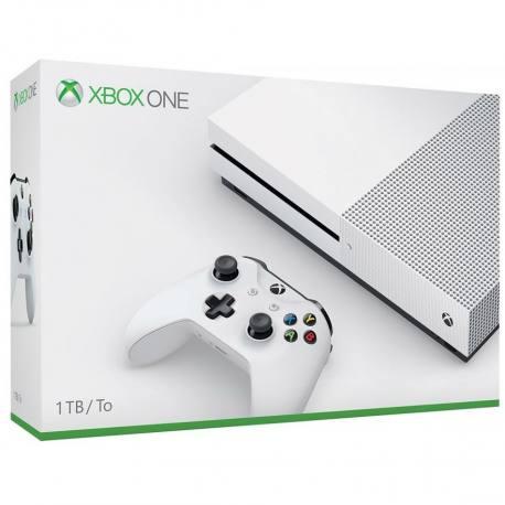 کنسول Xbox One S با هارد 1 ترا بایت