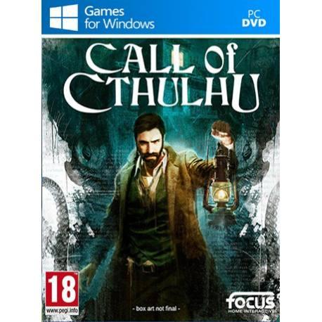 Call of Cthulhu برای Pc