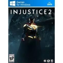 Injustice 2 برای Pc