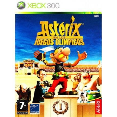 Asterix at the Olympic Games برای PC