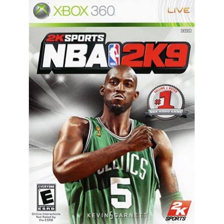 NBA 2K9 برای Xbox 360