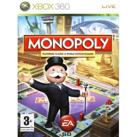 Monopoly برای Xbox 360