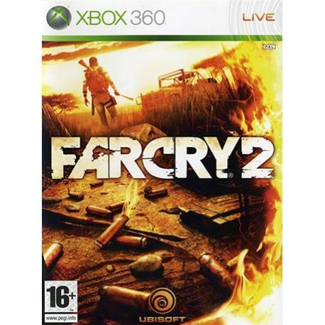 Far Cry 2 برای Xbox 360